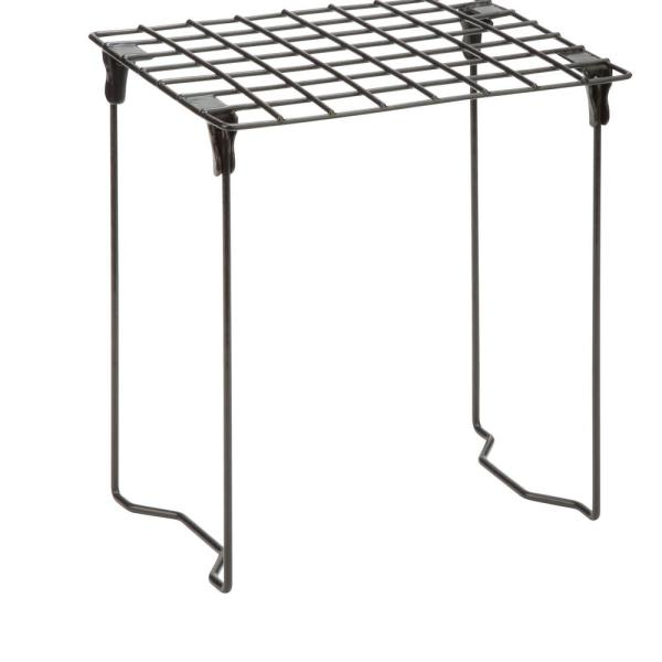 Honey-Can-Do 9.25 in. W x 11 in. D Stackable, Folding