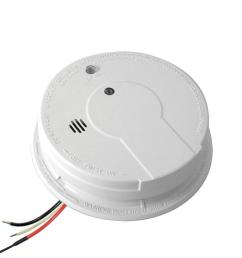 kidde code one hardwire smoke detector with 9v battery backup [ 1000 x 1000 Pixel ]