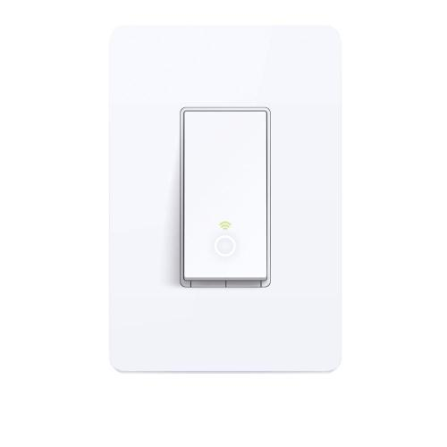 small resolution of tp link smart wi fi light switch hs200 the home depot touch screen wall switch on light switch wiring 2 pole single throw