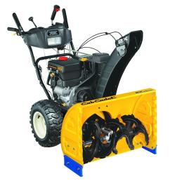 277 cc two stage gas snow blower with electric start [ 1000 x 1000 Pixel ]