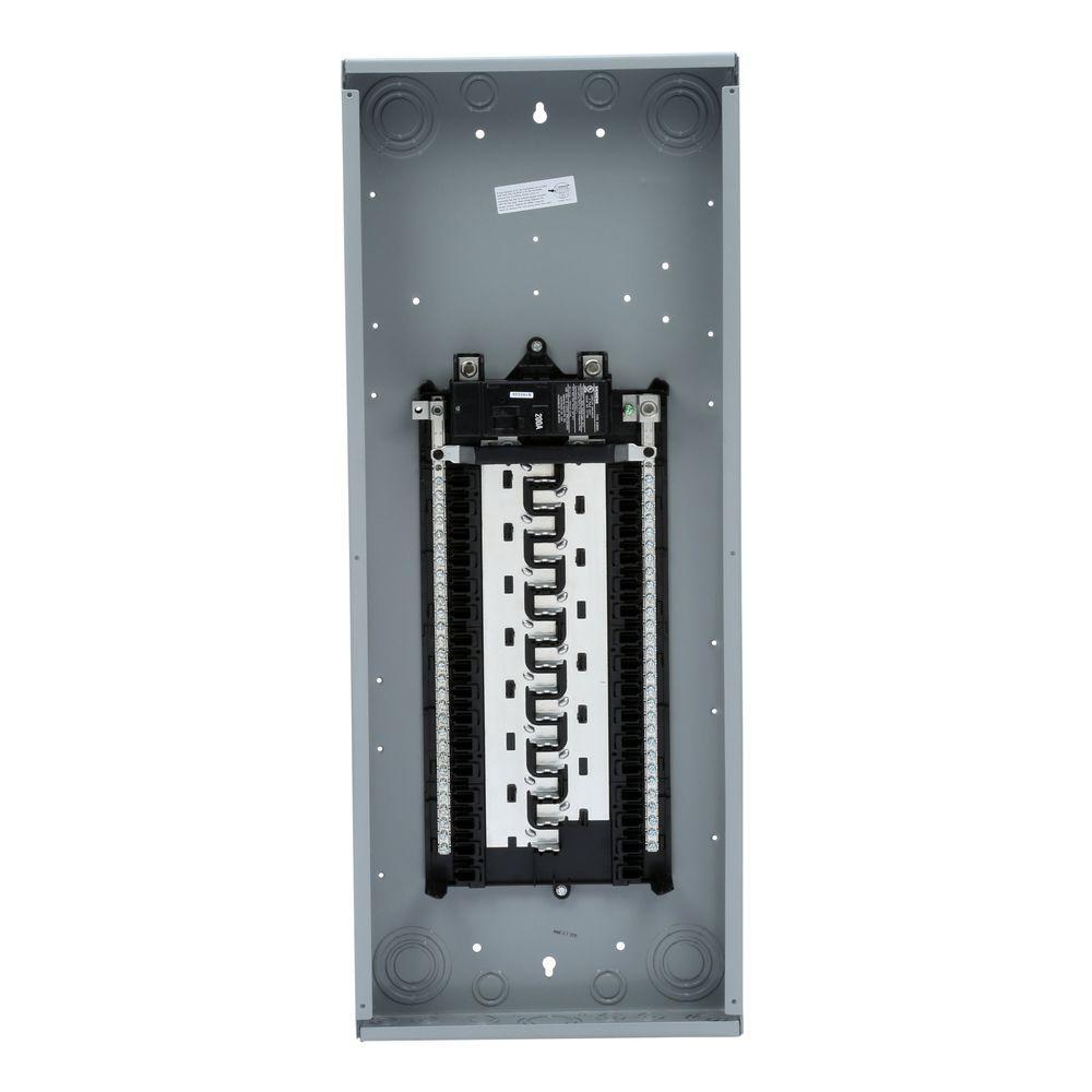 200amp Main Circuit Breaker With 30amp Generator Circuit Breaker At