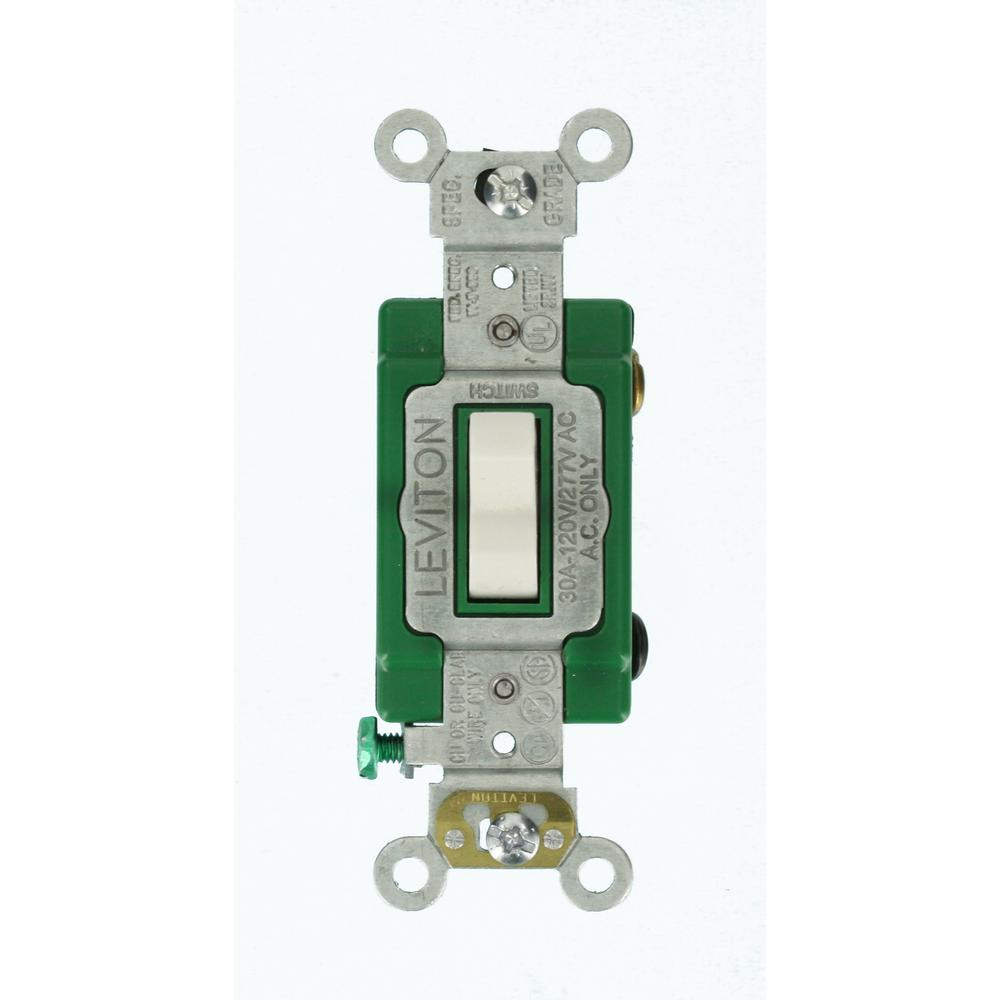 hight resolution of leviton 30 amp industrial grade heavy duty 3 way toggle switch anchor light switch wiring light switch toggle switch wiring for house