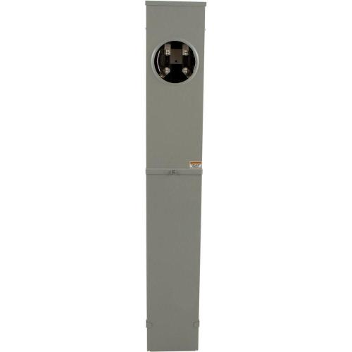 small resolution of 200 amp ringless horn bypass underground pedestal meter socket
