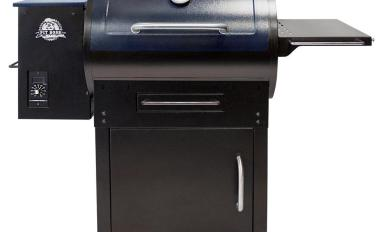 Traeger Wood Pellet Grill   Wooden Thing