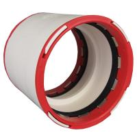 Charlotte Pipe 2 in. ConnecTite PVC DWV Coupling ...