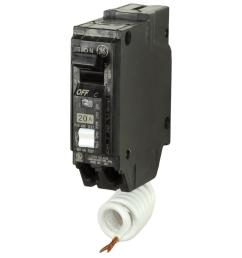 ge q line 20 amp 1 in single pole arc fault combination circuit ground fault receptacle wiring single pole switch and a a [ 1000 x 1000 Pixel ]