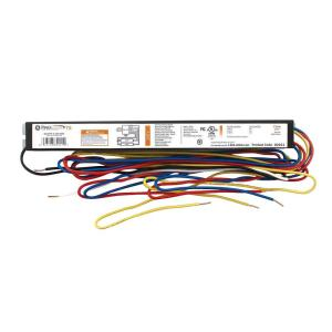 GE 3 ft and 4 ft 2Lamp T5 120Volt Residential