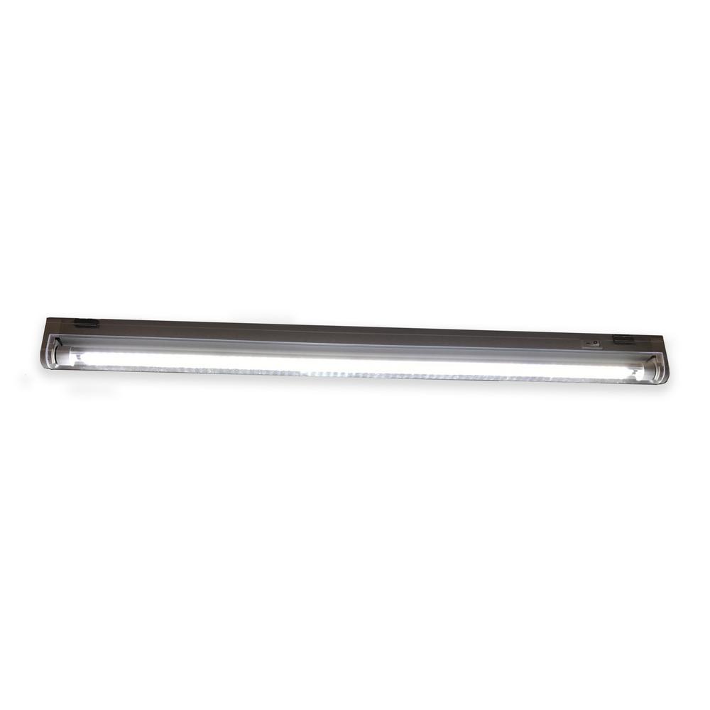 medium resolution of 2 ft 18 watt white 1 lamp t5 direct replacement led grow light fixture