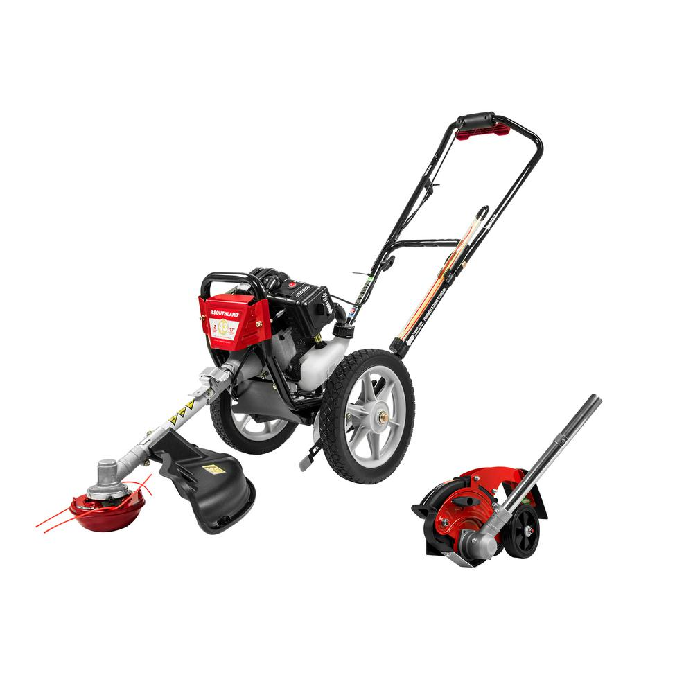 Southland 43 cc Wheeled String Trimmer Plus Edger