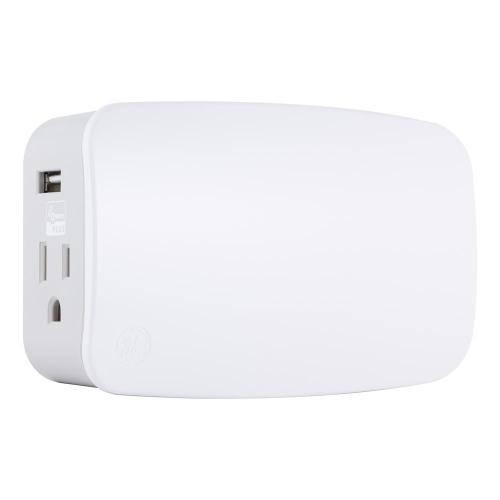 small resolution of z wave plus plug in smart switch dual outlets with usb charging