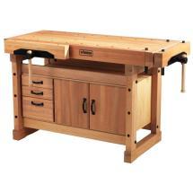 Sjoberg's Workbench with Storage Cabinets