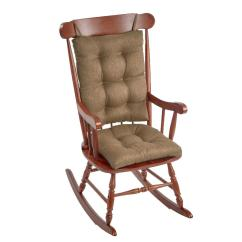Amish Made Rocking Chair Cushions Covers And Tablecloths Wholesale Gripper Omega Gold Jumbo Cushion Set 849307xl 01 The