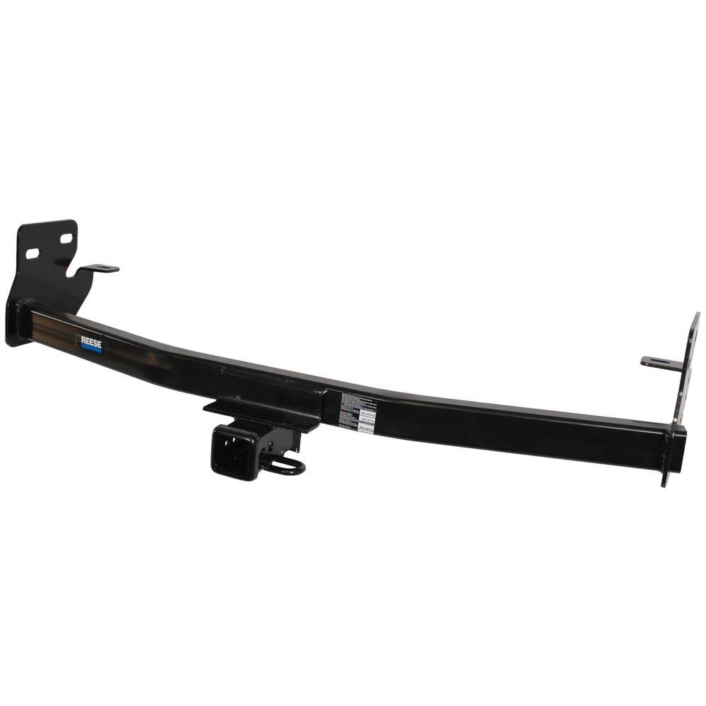 hight resolution of reese chevy colorado class iii iv custom fit trailer hitch