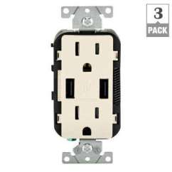 Leviton Decora 3 Way Switch Wiring Diagram Taco Sentry Zone Valve Combo Electrical Outlets Receptacles Devices 15 Amp