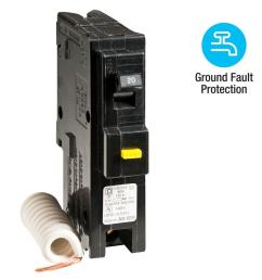square d homeline 20 amp single pole gfci circuit breaker rv breaker box single pole rv fuse box [ 1000 x 1000 Pixel ]