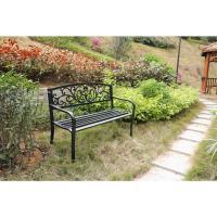 Vifah Designer Garden Patio Bench-V188 - The Home Depot