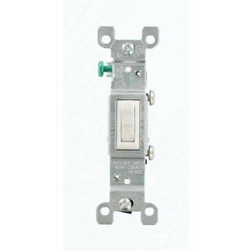 small resolution of leviton 15 amp co alr ac quiet toggle switch white r52 02651 02w leviton white toggle wall light switch co alr aluminum wiring 3way