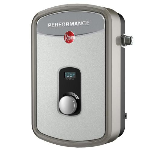 small resolution of rheem performance 13 kw self modulating 2 14 gpm electric tankless water heater retex 13 the home depot