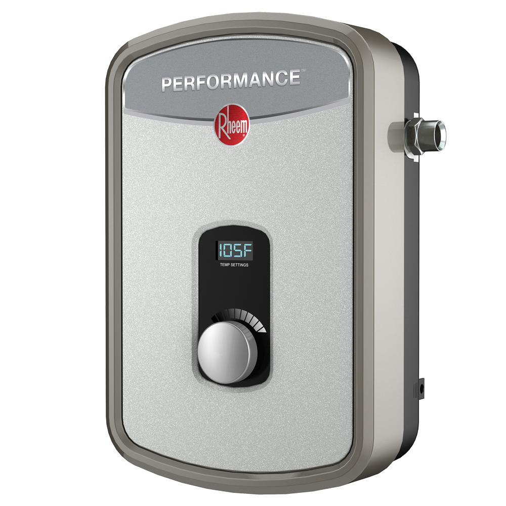 medium resolution of performance 13 kw self modulating 2 14 gpm electric tankless water heater