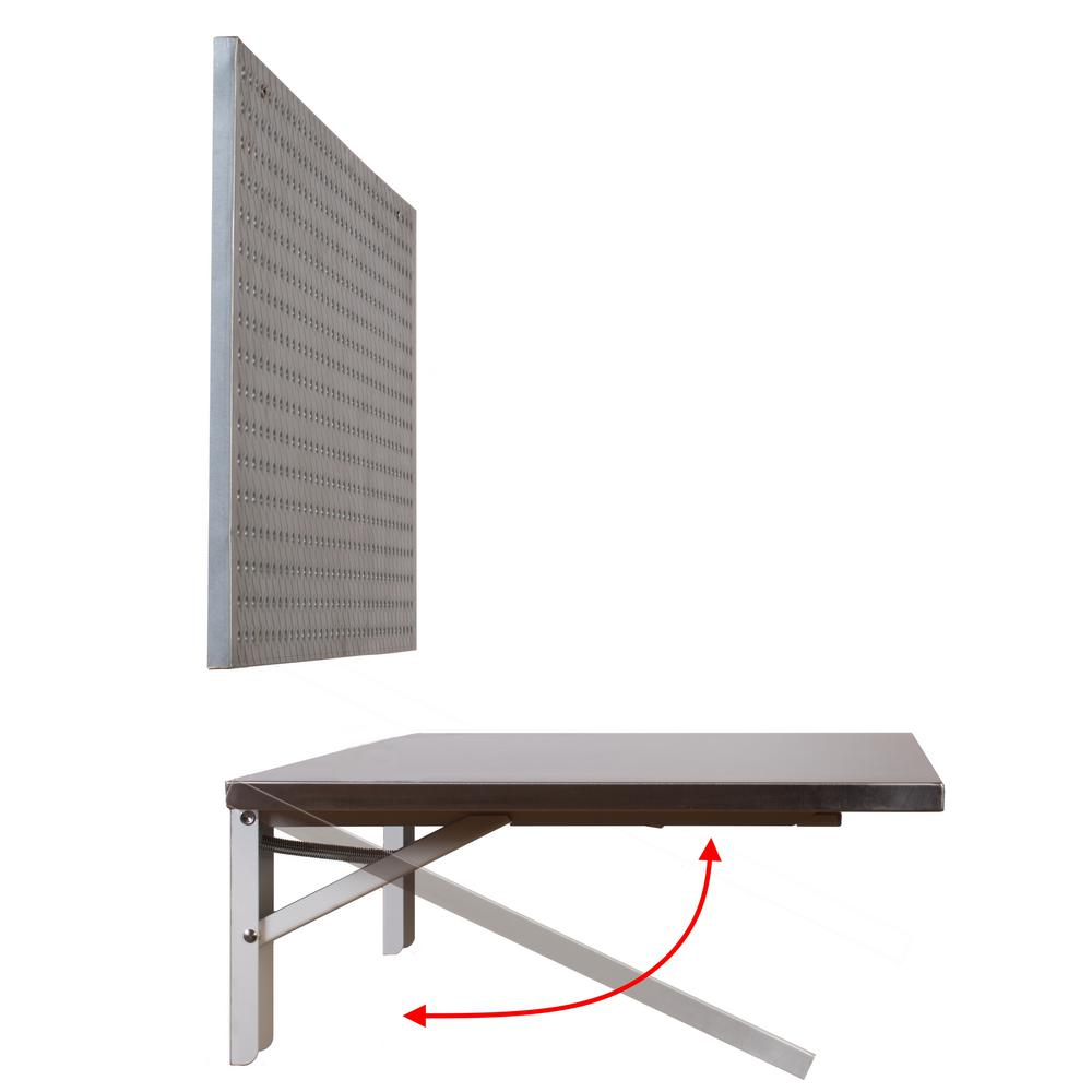 Stainless Steel Workbench With Wheels
