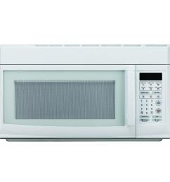 magic chef 1 6 cu ft over the range microwave in white [ 1000 x 1000 Pixel ]