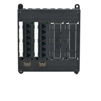 structured media panel diagram vw sharan abs wiring patch panels the home depot
