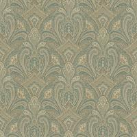 Graham & Brown Majestic Teal Removable Wallpaper-30-435 ...