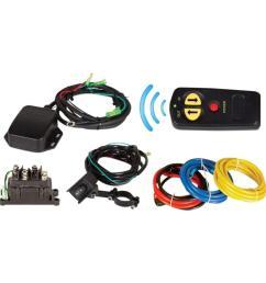 wireless remote winch kit for 2 000 lb 4 700 lb champion winches [ 1000 x 1000 Pixel ]