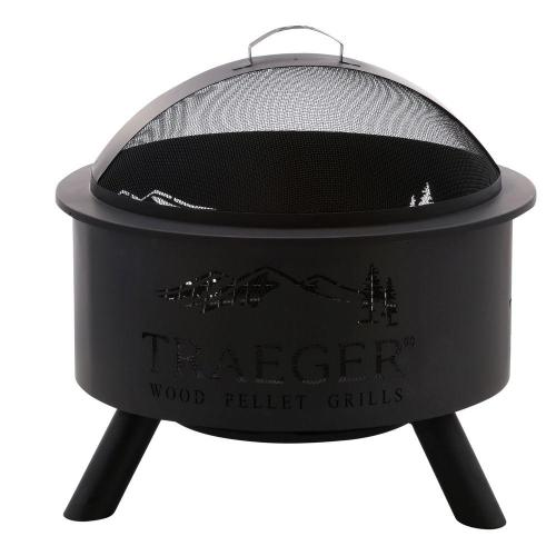 small resolution of traeger 27 5 in steel outdoor fire pit