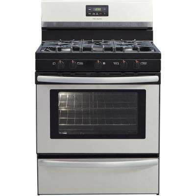 kitchen aid gas stove design cheap ranges the home depot range with 5 burner cooktop in stainless