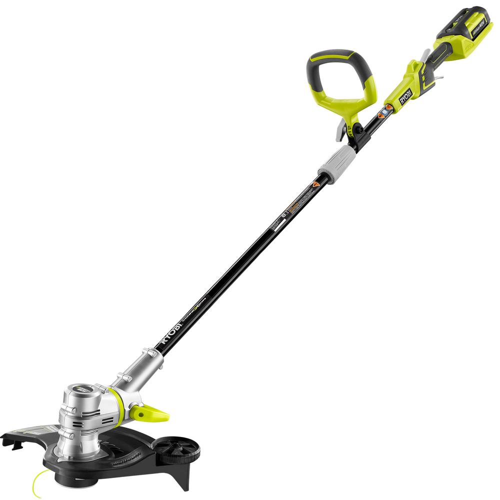 Ryobi Reconditioned 40-Volt Lithium-Ion Cordless String