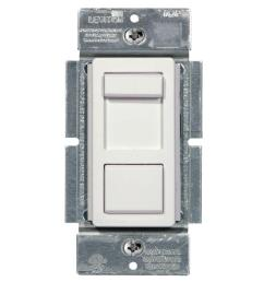 white leviton dimmers r50 ipl06 10m 64 1000 leviton illumatech 150 watt single pole and 3 way [ 1000 x 1000 Pixel ]