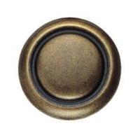 Classic Hardware Bosetti Marella 0.98 in. Antique Brass ...