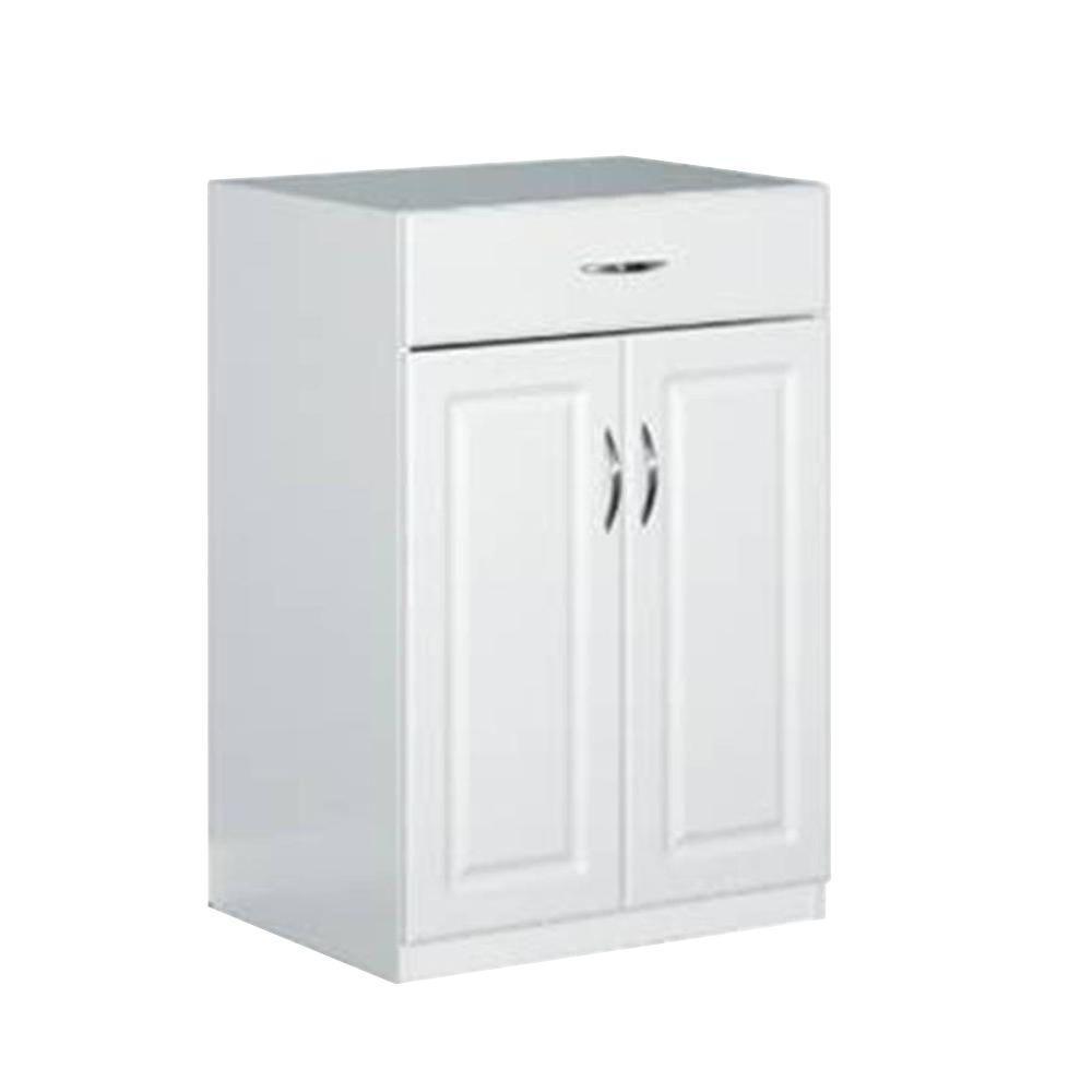 ClosetMaid 24 in Freestanding Raised Panel Base Cabinet