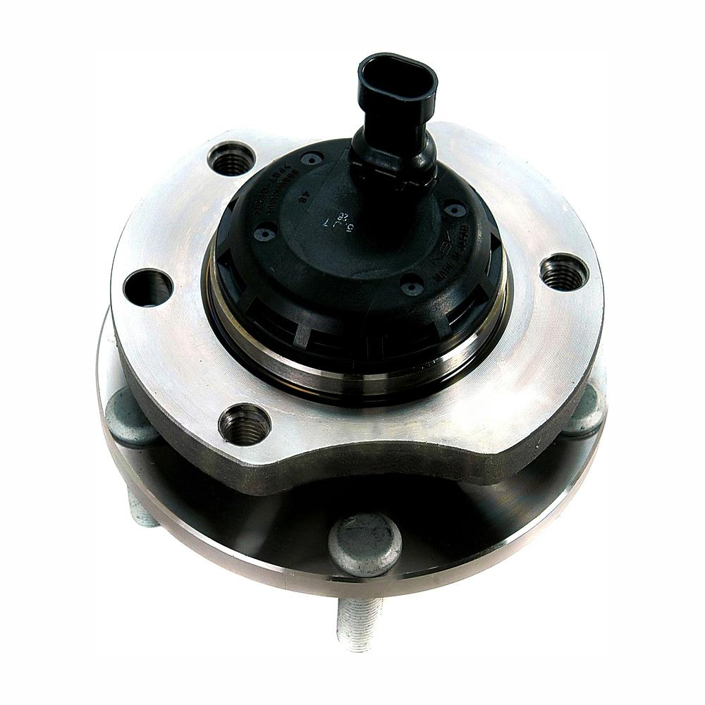 medium resolution of front left wheel bearing and hub assembly fits 2004 2006 pontiac gto