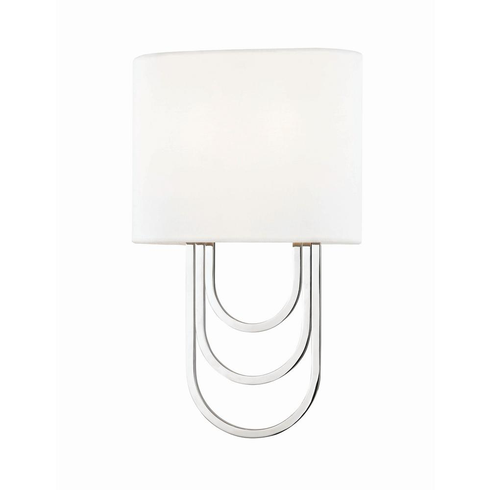 Progress Lighting Inspire Collection 1-Light White Wall