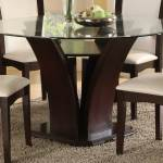 Homelegance Daisy Round 54 Inch Dining Table 710 54 At Homelement Com