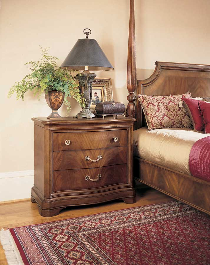 American Drew Furniture Discontinued : american, furniture, discontinued, American, Mackie, Classics, Night, Stand, 581-420, Homelement.com