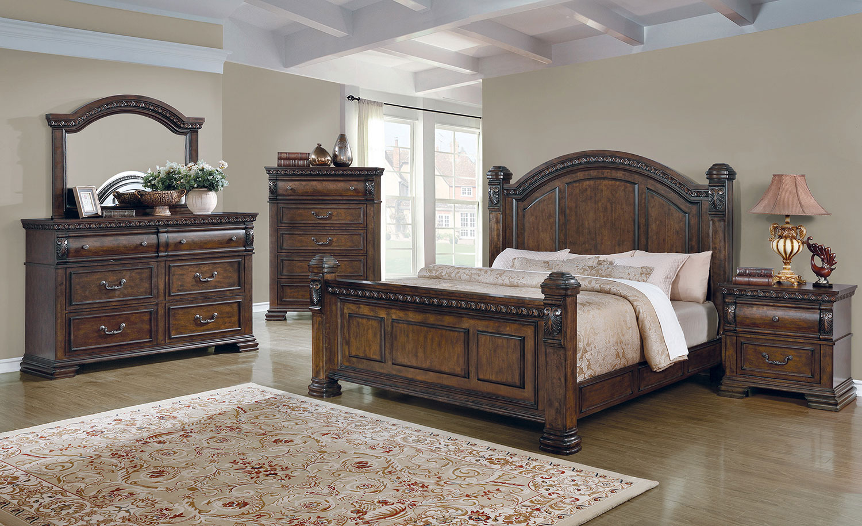 Coaster Satterfield Bedroom Set