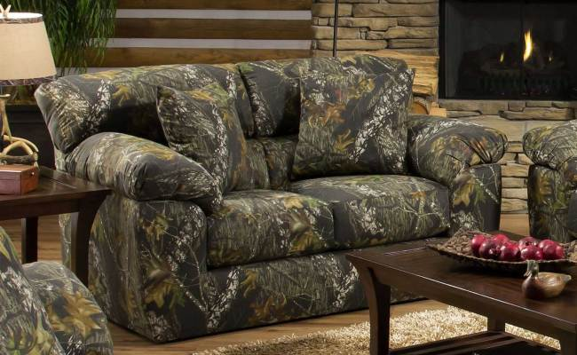 Jackson Big Game Sofa Set Mossy Oak Jf 3206 Sofa Set