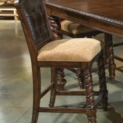 Leather Pub Chair Double Wide Legacy Classic Conquistador 630 945 At Homelement Com