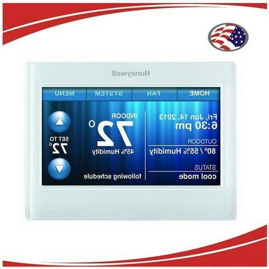 Honeywell TH9320WF5003 Wi-Fi 9000 Color Touch Screen Programmable