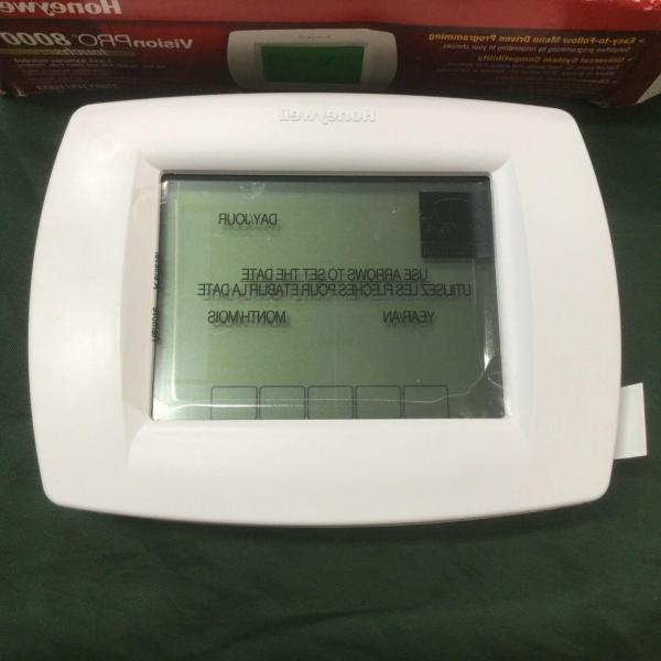 Honeywell Vision Pro 8000 Th8110u1003 Thermostat