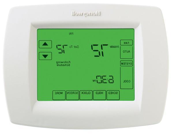 Honeywell Visionpro 8000 Th8110u1003 Thermostat