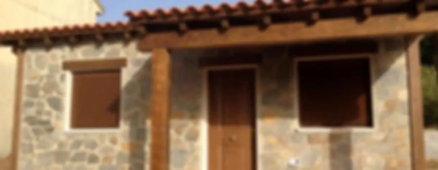 منزل ريفي بأفكار اقتصادية في مساحة 67 م2
