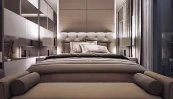 Master bedroom: Kamar Tidur oleh Maxx Details, Minimalis