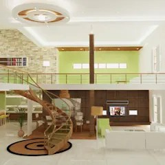 interior designing for living room chairs furniture design ideas interiors pictures homify by preetham designer