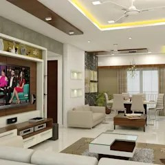 living room interior design pictures la z boy furniture ideas inspiration homify project kukatpally by shree lalitha consultants