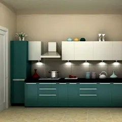 furniture for kitchen design ideas small kitchens inspiration pictures homify by golden spiral productionz p ltd