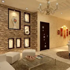 interior designer ideas for living rooms rustic room wall paint colors design inspiration pictures homify by mad